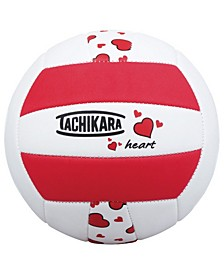 Softec Heart Pattern Volleyball