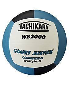 WB2000 Court Justice Competition Wallyball