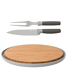 BergHOFF Leo Collection 3-Pc. Carving and Cutting Board Set