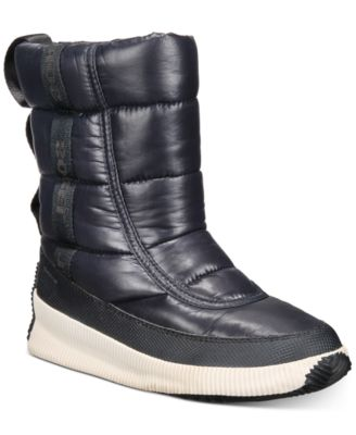 Women's Out N About Mid Puffy Boots