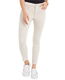 Skinny Corduroy Pants