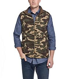Men's Camo Vest