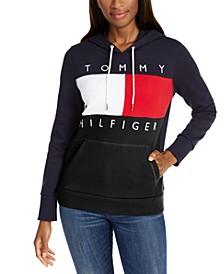 Colorblock Logo Hooded Sweatshirt, Created for Macy's