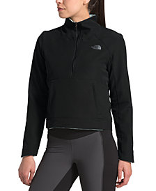 The North Face Women's Shelbe Raschel Reversible Fleece-Lined Pullover