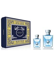 Men's 2-Pc. Versace Pour Homme Eau de Toilette Gift Set