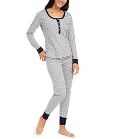 Women's Thermal Pajama Set