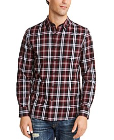 Men's Gabe Plaid Shirt