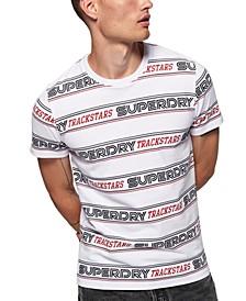 Men's Podium Stripe Graphic T-Shirt