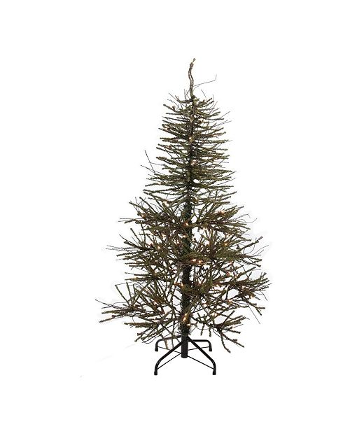 Northlight 4' Warsaw Twig Artificial Christmas Tree - Clear Lights