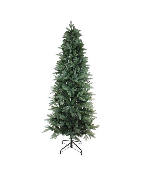 Northlight 6.5' Washington Frasier Fir Slim Artificial Christmas Tree - Unlit