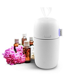 110ml Portable Ultrasonic Aroma Fragrance Essential Oil Diffuser
