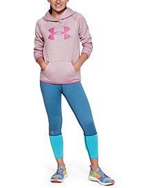 Girls' Armour Fleece® Big Logo Twist Hoodie