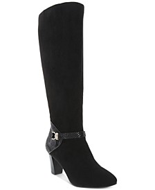 Sharonn Dress Boots, Created for Macy's