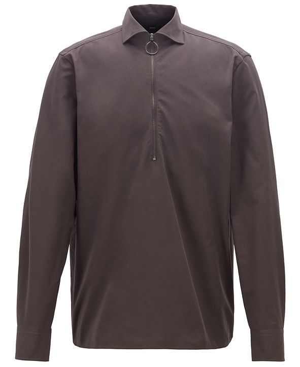 Hugo Boss BOSS Men's Falcom Relaxed-Fit Shirt