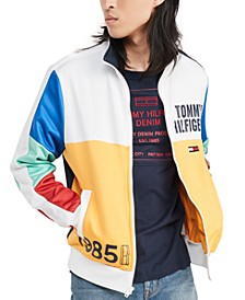 Men's Ricky Blocked Track Jacket