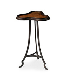 CLOSEOUT! Ingrid Metal Accent Table