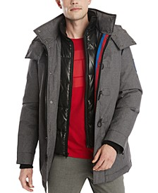 Men's Glide Ski Jacket, Created For Macy's