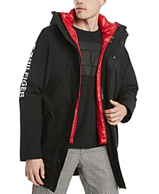 Men's Tech 3-in-1 Fishtail Parka Jacket, Created For Macy's