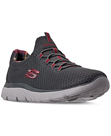 Women's Summits Alpine View Wide Width Walking Sneakers from Finish Line