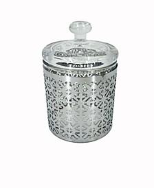 Gotham Cotton Jar