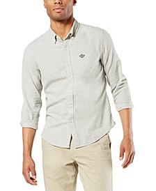 Men's Alpha Icon Slim-Fit Shirt