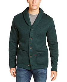 Men's Rand Shawl-Collar Cardigan