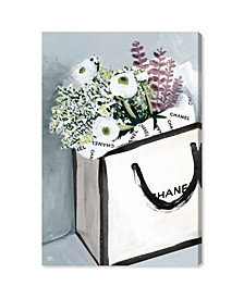 Flower Shopping Canvas Art Collection