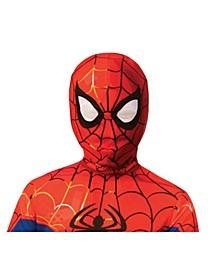 Spider-Man, Into the Spider-Verse Peter Parker Spider Man Fabric Mask Child