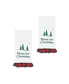For Christmas Kitchen Towel, Set of 2