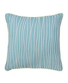 "Marley 16"" Square Fashion Pillow"