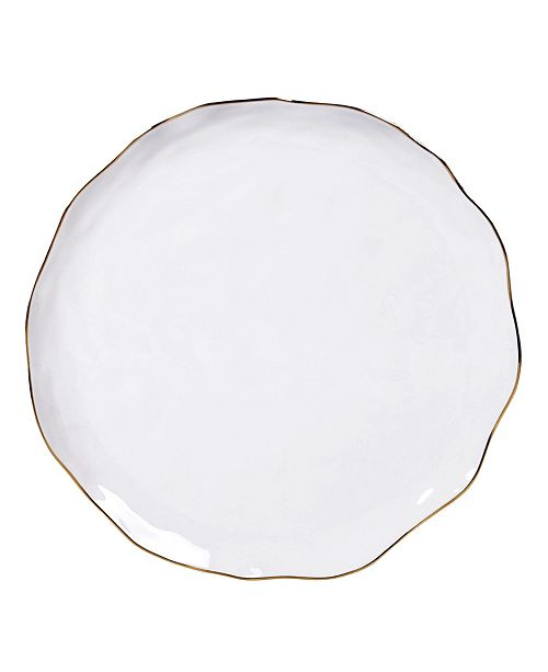 Certified International Elegance Round Platter