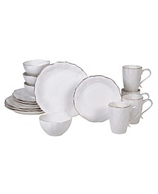 Elegance 16-Pc. Dinnerware Set