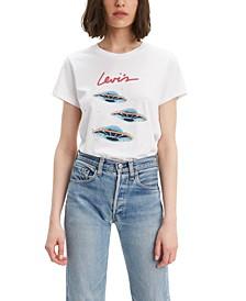 Perfect U.F.O. Graphic T-Shirt