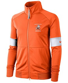 Women's Cleveland Browns Historic Jacket