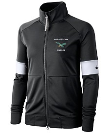 Nike Women's Philadelphia Eagles Historic Jacket