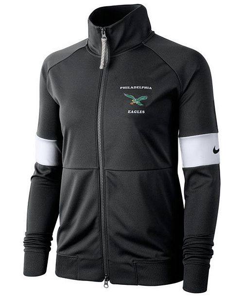 Nike Women's Philadelphia Eagles Historic Jacket