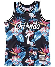 Men's Penny Hardaway Orlando Magic Floral Swingman Jersey