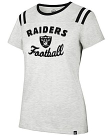 Women's Oakland Raiders Huddle Up T-Shirt