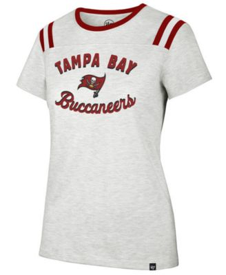 New 47 Brand Tampa Bay Buccaneers Men/'s Retro Short and Long Sleeve T-Shirt