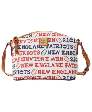 New England Patriots Doodle Suki Crossbody