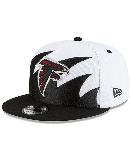 New Era Atlanta Falcons Vintage Sharktooth 9FIFTY Cap