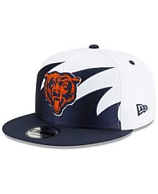 New Era Chicago Bears Vintage Sharktooth 9FIFTY Cap