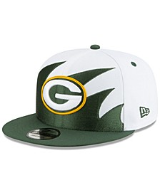 Green Bay Packers Vintage Sharktooth 9FIFTY Cap