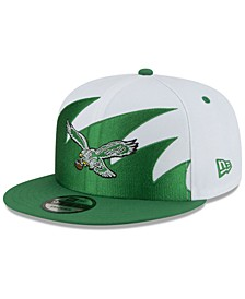 Philadelphia Eagles Vintage Sharktooth 9FIFTY Cap