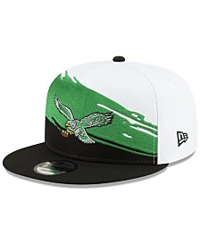 New Era Philadelphia Eagles Vintage Paintbrush 9FIFTY Cap