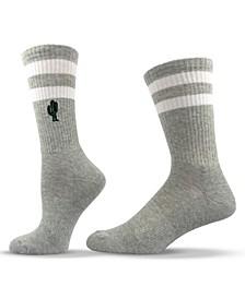 Unisex Cactus Crew Socks