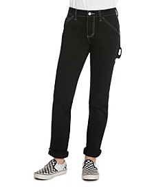 Big Girls Carpenter Pant