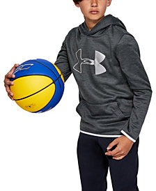 Under Armour Boys' Armour Fleece® Branded Hoodie