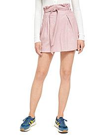 Free People Payton Paperbag Mini Skirt