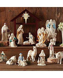 First Blessings Nativity Figurine Collection